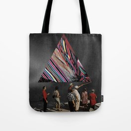 topological #1 Tote Bag