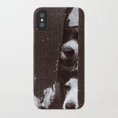 Through Thick & Thin Slim Case iPhone X