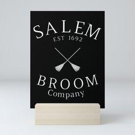 Salem Broom Company I Mini Art Print