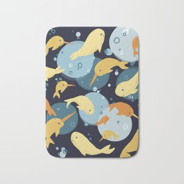 A whale of a time Bath Mat
