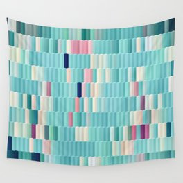 VERTICAL HEIGHTS Wall Tapestry