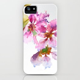 Exotic Beauty 2 iPhone Case
