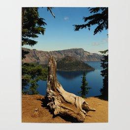 Carter Lake Serenity Poster