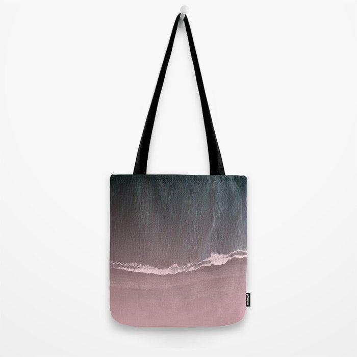 Fade into the sea Tote Bag