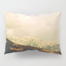 Mountain view Pillow Sham