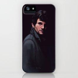 Will Graham iPhone Case