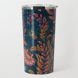 Bandana - Floral Travel Mug