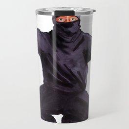 Bathroom Ninja Travel Mug