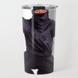 Bathroom Ninja Travel Mug