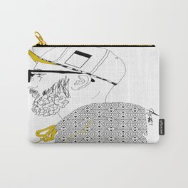 Moss Queshi Carry-All Pouch
