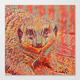 ColorMix Meerkat 1 Canvas Print