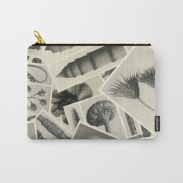 Plants Close up Carry-All Pouch