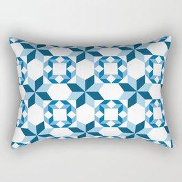 Ocean View - By  SewMoni Rectangular Pillow