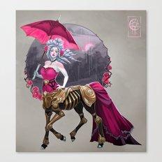 The Duchess Canvas Print