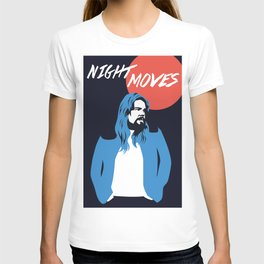 NIGHT MOVES: BOB SEGER T-shirt