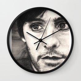 jordan meets jared... Wall Clock