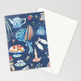Jane Austens favourite things Stationery Cards