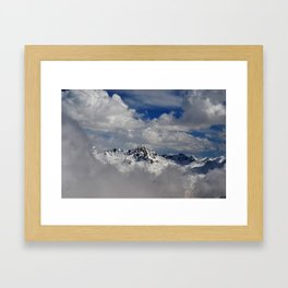 A land worth fighting for Framed Art Print
