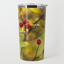 Rosa canina Travel Mug