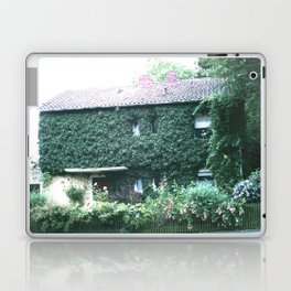 Wine maker house Laptop & iPad Skin