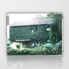 Wine maker house Laptop & iPad Skin
