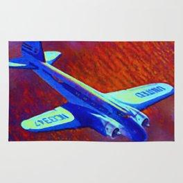Boeing Model 247 Rug