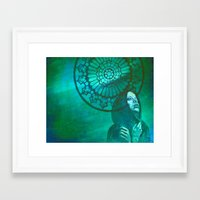 gothic Framed Art Prints featuring Gothic by ARTito