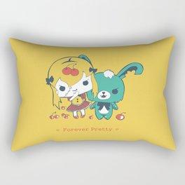 Forever Pretty Rectangular Pillow