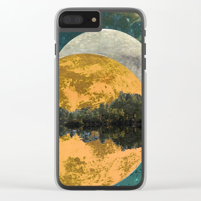 Because of parallel possibilities Clear iPhone Case