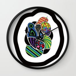 THE CELL Wall Clock