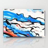 american iPad Cases featuring American by LA_Graffiti Decor