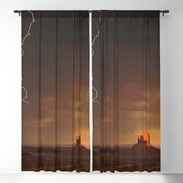 Monument Valley, Utah No. 3 Blackout Curtain