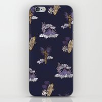 hawaii iPhone & iPod Skins featuring hawaii by ulas okuyucu