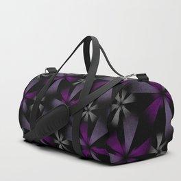 Fragmented Starbursts Duffle Bag