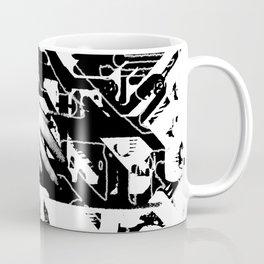 Mona Lisa Platina 1 Coffee Mug