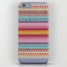 knitting pattern iPhone 6 Plus Slim Case