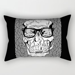 'BRAINWASHED' PRINT 2009 Rectangular Pillow