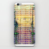 martell iPhone & iPod Skins featuring Highly Acidic by G Martell