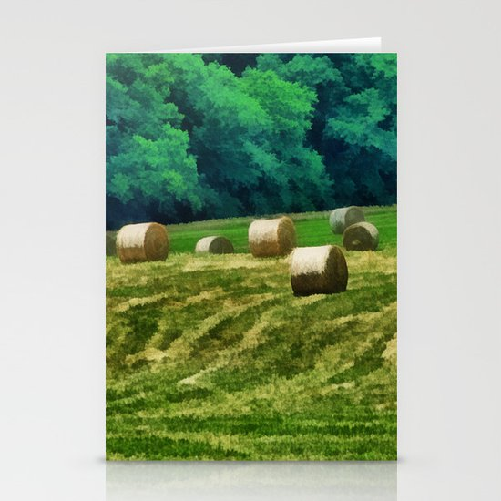 Harvest Time Stationery Cards
