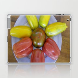 Heirloom Tomatoes - Circle of Goodness Laptop & iPad Skin
