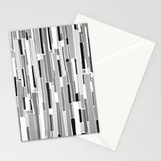 Stacked BW Stationery Cards