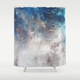 ε Kastra Shower Curtain