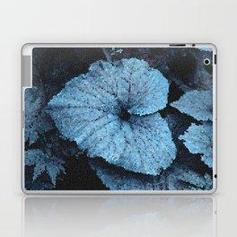 Blue Blue Heart Laptop & iPad Skin