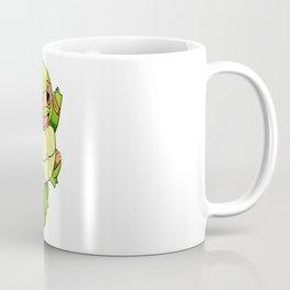 TMNT_POKET_MONSTER_orange Coffee Mug