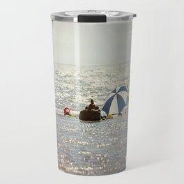 Building Sandcastles Travel Mug