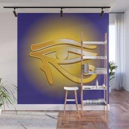 Eye of Horus Wall Mural