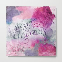 Sweet Dreams I Metal Print