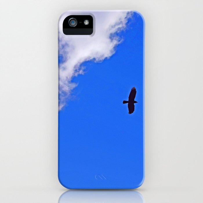 """October Freedom"" Print iPhone Case"