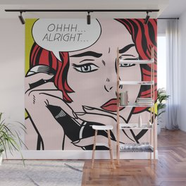 OHHH..ALRIGHT..1964 Wall Mural