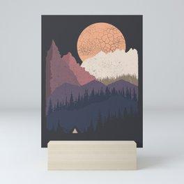 Be Wild Mini Art Print